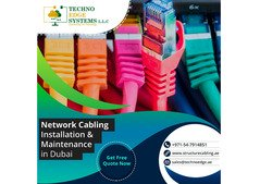 Affordable Network Cabling Services in Dubai