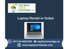 Why Should you Choose Renting Laptops in Dubai?