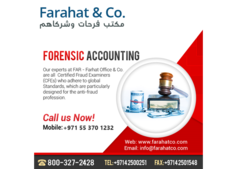 Forensic Audit and  Fraud Investigation - Book Consultation today