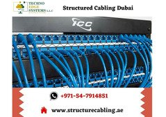 Quality Structured Cabling Instillation in Dubai