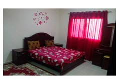 Fully Furnished Family Room available Immediately