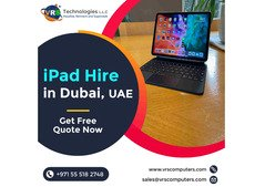 iPad Hire for Events & Conventions in Dubai UAE