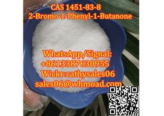 Factory Sell 2-Bromo-1-Phenyl-1-Butanone CAS 1451-83-8