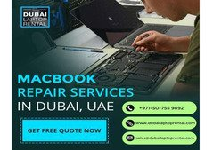 Resolve all your Macbook Related Issues in Dubai