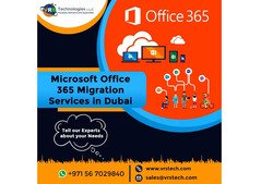 Future-Proof Your Business with Microsoft 365 Services in Dubai