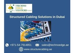 Top Structured Cabling Solution Providing Company in Dubai