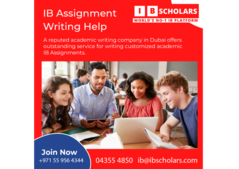 IB Writing  Support