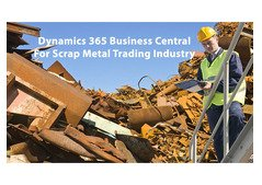 Dynamics 365 Business Central | Square Trade Scrap Metal Recycling Industry