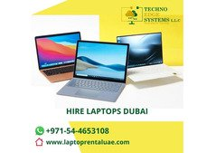 A Unique Variety Of Laptop Rentals In Dubai At A Good Price