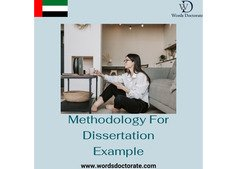 Methodology For Dissertation Example - Words Doctorate