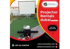 Why Projector Rental in Dubai is a Perfect Idea for Events?