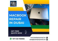 Get all your Macbook Issues Resolved in Dubai