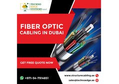 Why is Fiber Optic Cabling Important in Dubai?