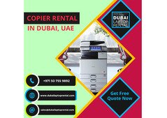 Why to Choose us for Renting Copiers in Dubai?